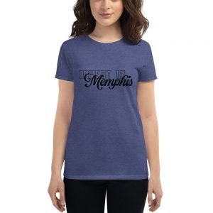 Invest In Memphis Women's Short-Sleeve t-shirt
