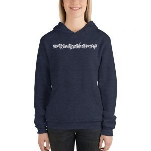 North South East West Memphis Unisex Hoodie – Front Print
