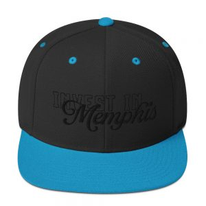Invest In Memphis Snapback Hat